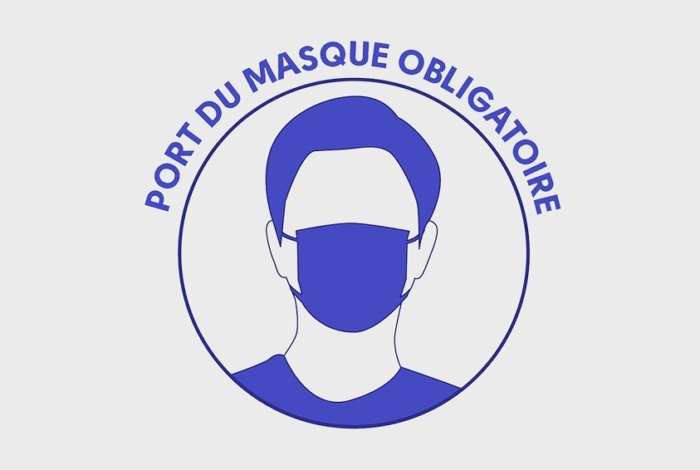 MESURES COVID 19 – PORT DU MASQUE