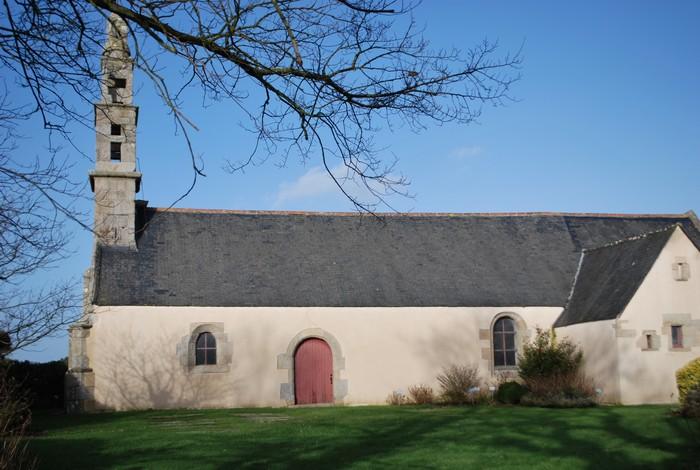 La chapelle de Guicquelleau