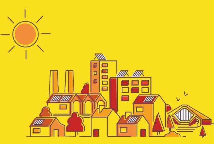 Cadastre solaire du Pays de Brest